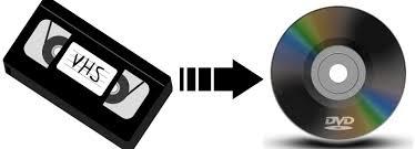 Отцифровка в Италии перевод с видеокассет в компьютер диск Турин