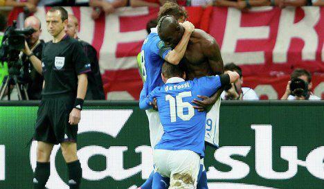 Юмор итальянского футбола