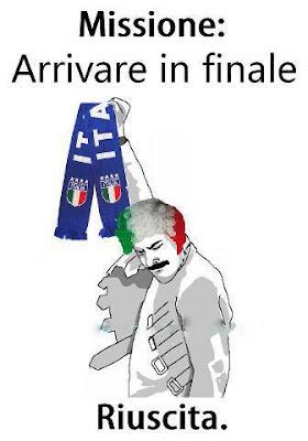 Финальная миссия невозможна футбол Италия
