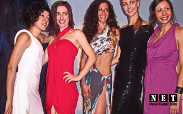 Итальянская мода Италия показ мод Турин