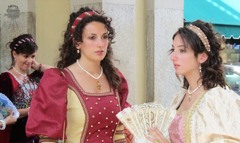 Две красивые туринки