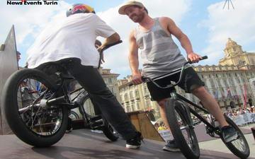Вело спорт Турин Италия