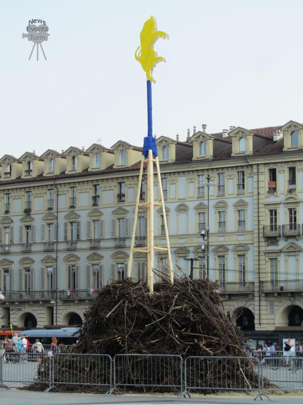 Куда упадет бычок от того будет зависеть судьба Турина на год