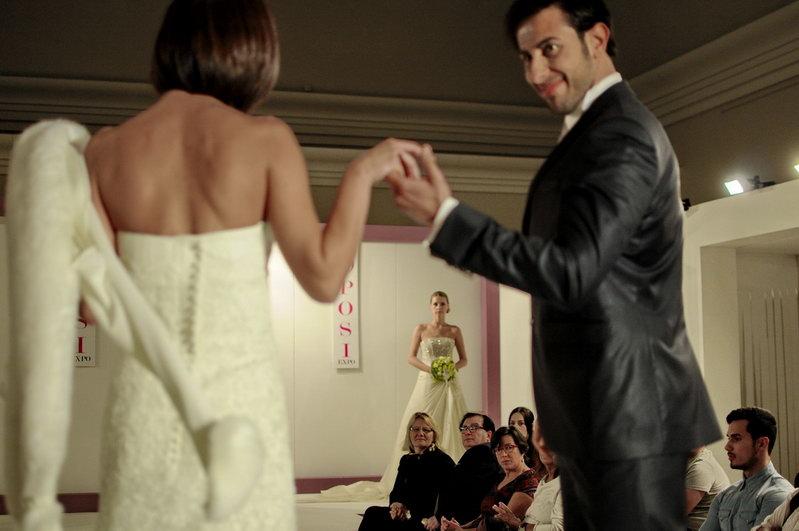 Torino matrimonio sposi