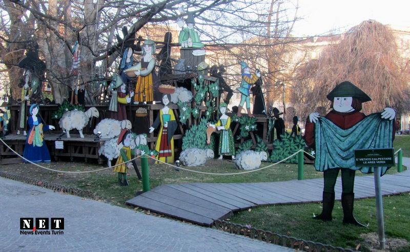 Турин в декабре События Турина декабрь 2012