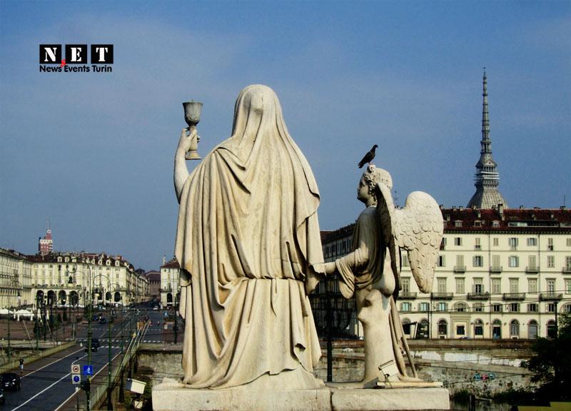 Памятник на королевской церкви Турина