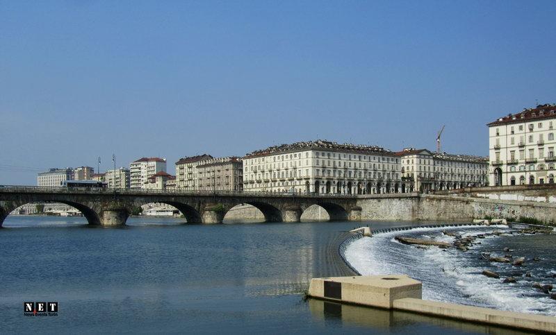 Мосты Турина площадь Витторио Венето