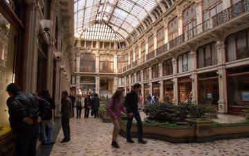 Турин столица европы