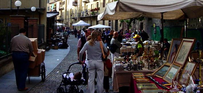 Центральный рынок Турина