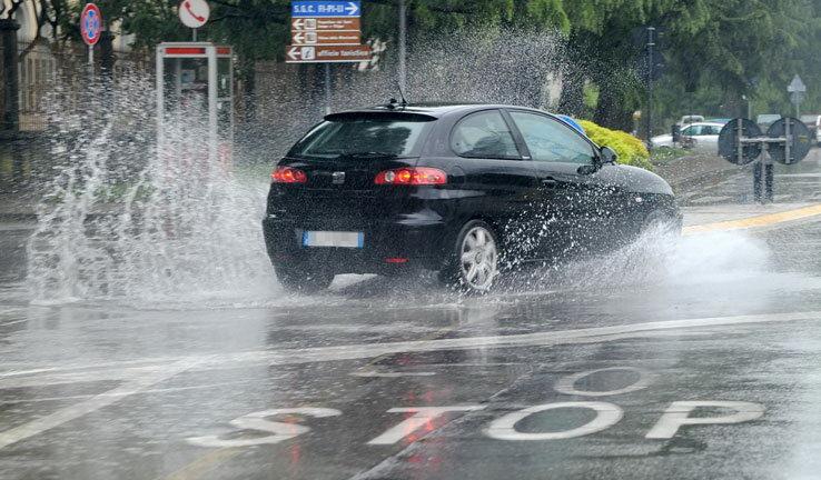 В Турине ожидается плохая погода