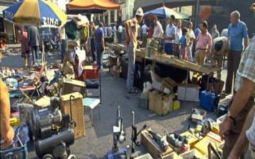 Рынки Турина Италия
