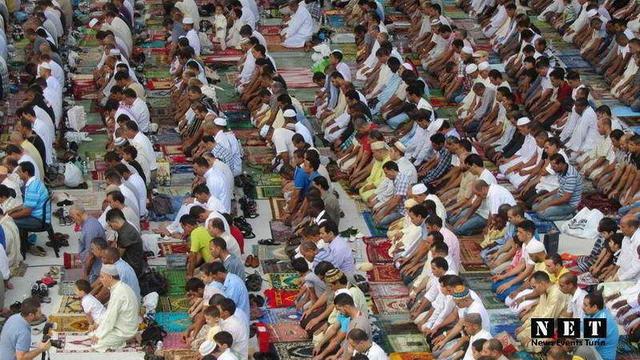 Рамадан в Италии - Праздник Eid el Fitr в Турине