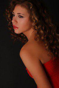 Участница мисс Италия 2012 от региона Пьемонт