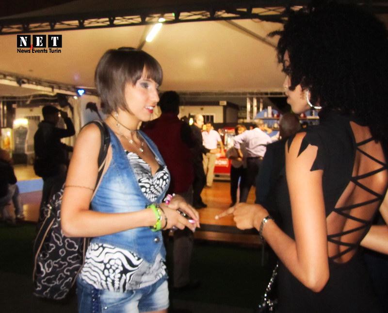 Miss Latina Torino 2012 discoteca Lingotto Salsa bochata