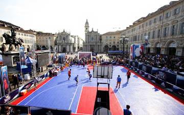 Спортивные мероприятия в Турине
