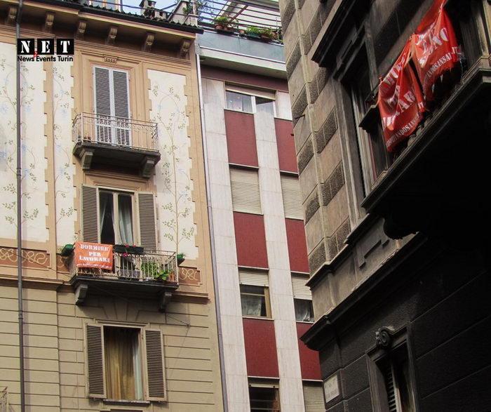 Какое жилье выбрать в Турине Неблагоприятные районы Турина - Неспокойные улицы в Турине.