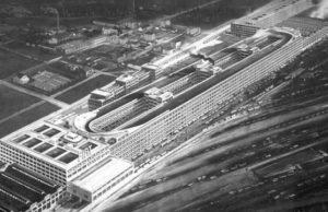 Выставочный центр Линготто Подлинная часть Турина - История.