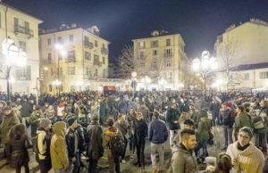 Улицы Турина для пешеходов и велосипедистов