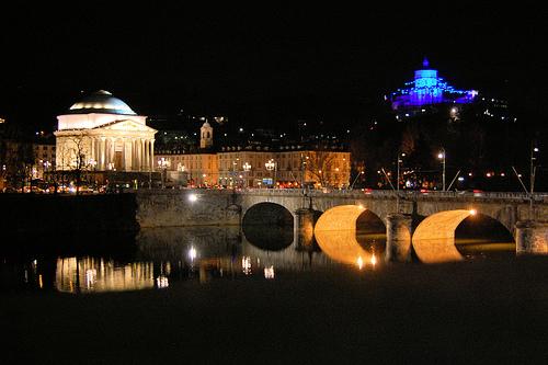 Ночной Турин за один день экскурсии