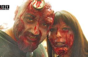 Зомби парад в Европе Турине - Zombie Walk Torino 2012