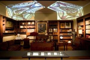 Кабинет Чезаре Lombroso музей в Турине