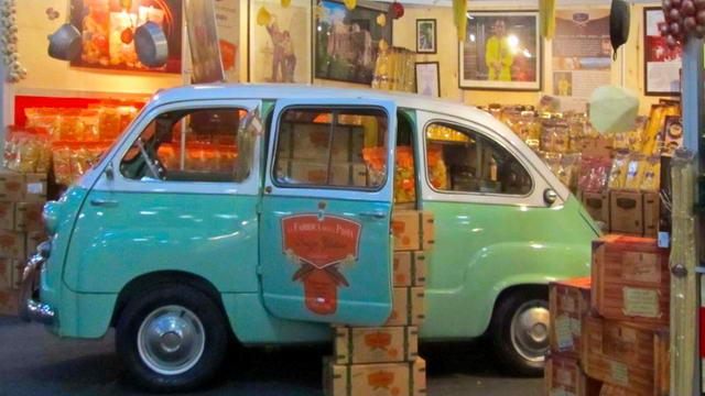 Выставка вкуса в Турине Salone del Gusto смотреть фото и видео