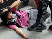 Студенты Турина стычки с полицией смотреть фото и видео