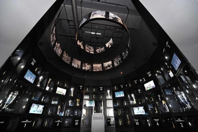 Музей Ювентуса в Моле Антонеллиана