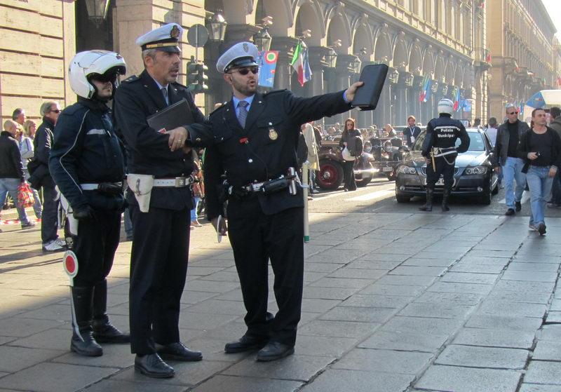 Полиция Турина вышла на след воров в супермаркетах