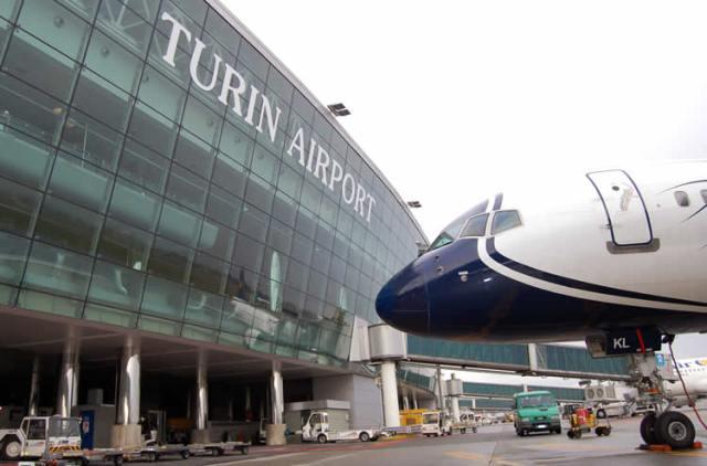 Встреча в аэропорту Турин Италия