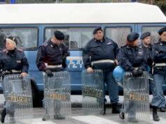 Генеральная Европейская забастовка в Турине смотреть фото и видео