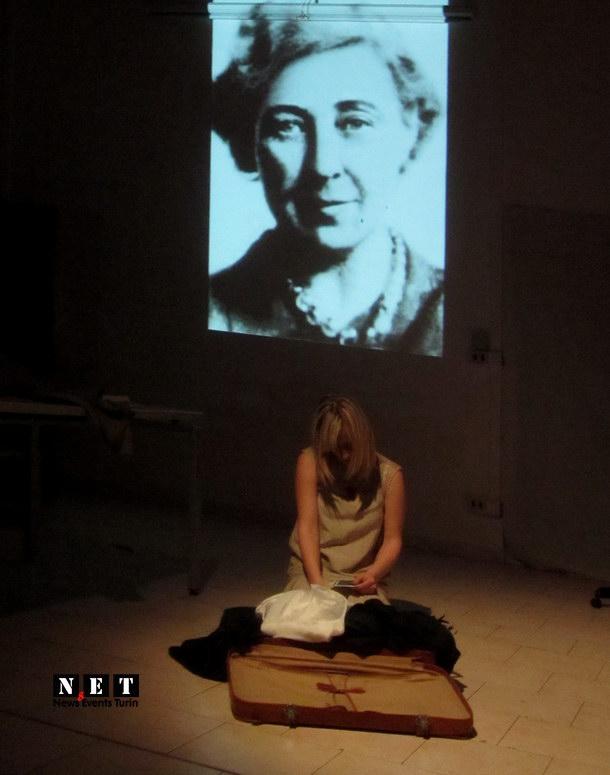 Scuola russa a Torino serata Marina Cvetaeva