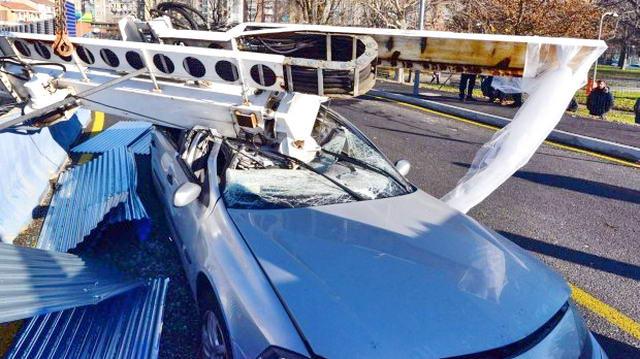 Несчастный случай в Турине, пострадалимолдаванини молдаванка.