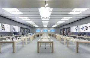 В Турине ограблен магазин Apple Store