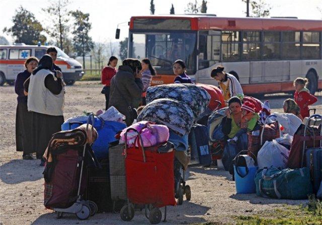 Турин тратит огромные деньги на содержания цыган на территории