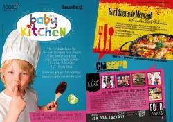 corso cucina per bambini