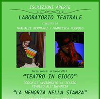 Театральный курс в Турине