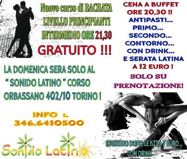 Латиноамериканские курсы в Турине италия
