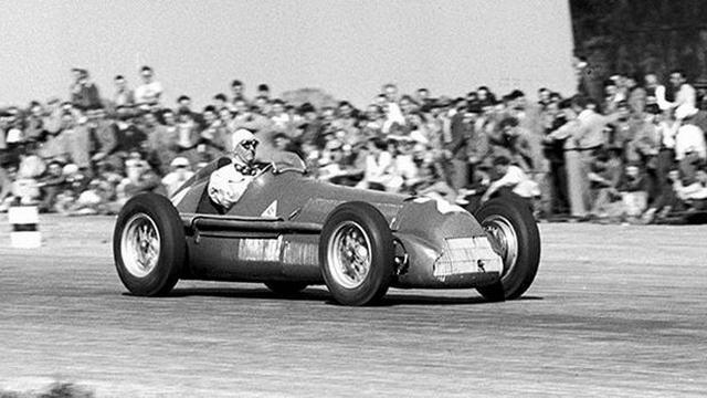 Nino Farina человек ракета. Великие итальянские автогонщики