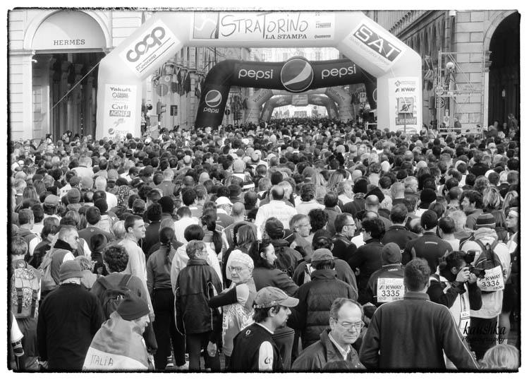 Torino maratona 2013 Турин спорт марафонский бег