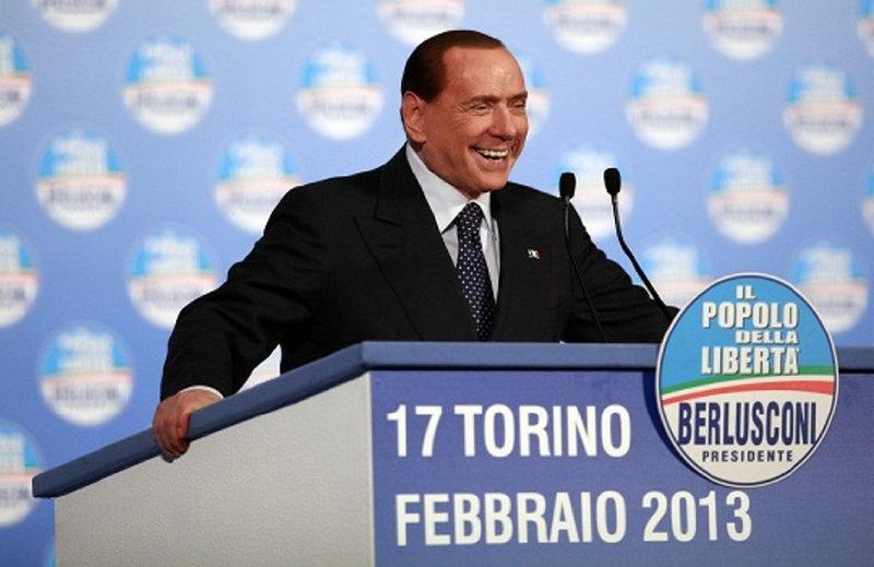 Берлускони Турин Линготто