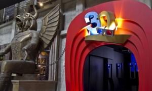 3D Турин Музей Кинематографии