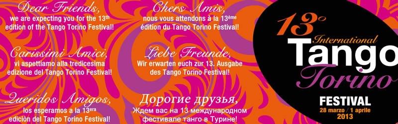 Смотреть фото и видео Танго в Турине