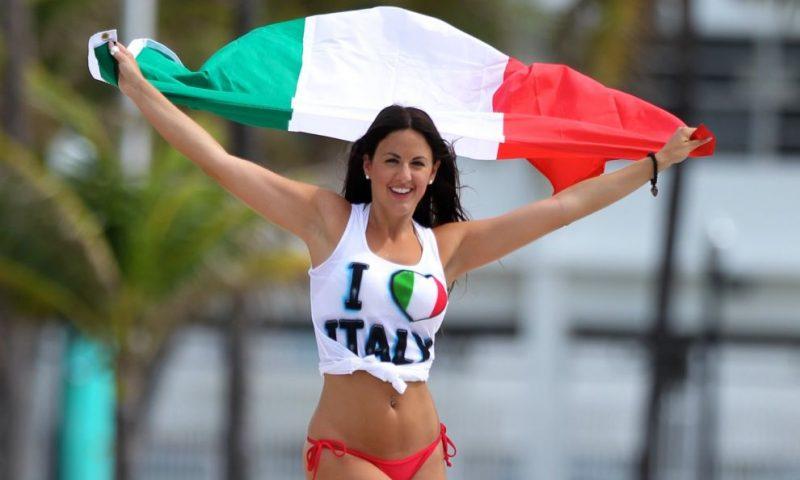 Я люблю Италию italiana
