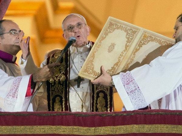Новый Папа по происхождению из Пьемонта