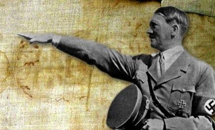 Адольф Гитлер о Туринской плащанице
