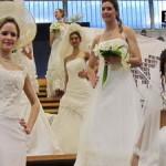 Турин – показ итальянской свадебной одежды – видео, фото.