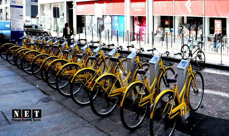 Где в Турине найти велосипед