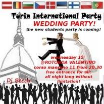 Сумасшедшие свадьбы Турина