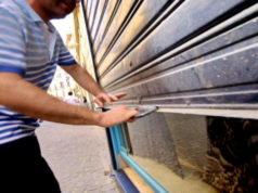 """В Турине закрывают магазины один за другим - Коммерсанты в """"черной майке"""", участилось закрытие магазинов в Турине."""